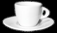 Cappuccino 220ml šálka Ancap GALILEO s podšálkou