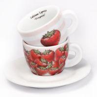 Cappuccino šálky Ancap FRAGOLE set B 2ks