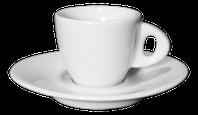 Espresso 55ml šálka Ancap GALILEO s podšálkou