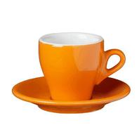 Milano cappuccino/lungo 155ml oranžová