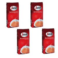 Segafredo Intermezzo zrnková káva 4x1kg