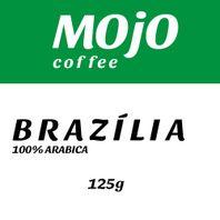 Brazília Santos, 125g zrnková káva