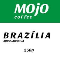 Brazília Santos, 250g zrnková káva