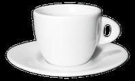 Cappuccino 190ml šálka Ancap GALILEO s podšálkou