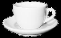 Cappuccino 180ml šálka Ancap VERONA s podšálkou