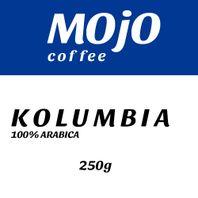 Columbia Supremo, 250g zrnková káva