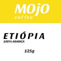 Etiópia Sidamo GR.2, 125g zrnková káva