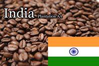 India Plantation AA, 125g zrnková káva