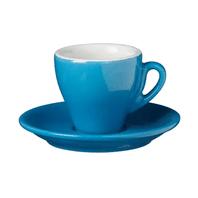 Milano espresso 65ml modrá
