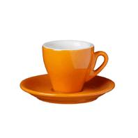 Milano espresso 65ml oranžová