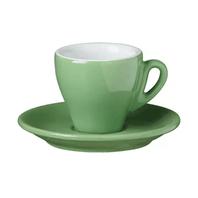 Milano espresso 65ml zelená