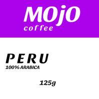 Peru HB, 125g zrnková káva