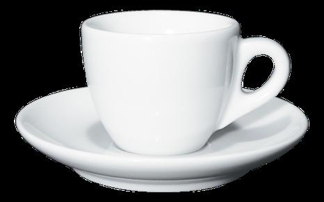 Espresso 80ml šálka Ancap VERONA s podšálkou