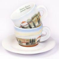 Espresso šálky Ancap CONTRADE ITALIANE set A 2ks