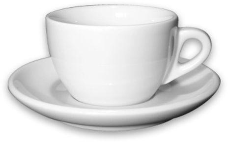 Lungo/Cappuccino 150ml šálka Ancap PALERMO s podšálkou