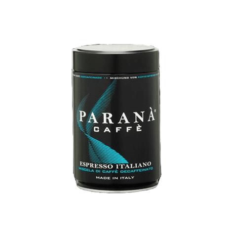 Paraná Caffé Espresso bezkofeinová mletá káva 250g